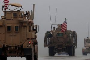 Mỹ bắt đầu rút thiết bị quân sự khỏi Syria