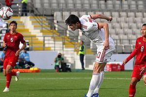 Thua 0 - 2 trước Iran: Trận đấu quá khó cho thầy trò HLV Park Hang-seo