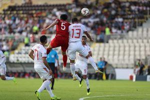 Asian Cup 2019: Việt Nam – Iran 0-2: Đúng đẳng cấp