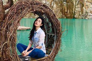 Bạn gái cầu thủ Chanathip thăm Đà Lạt