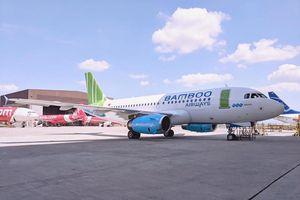 Vừa mở bán vé, trang chủ Bamboo Airways đã 'sập'
