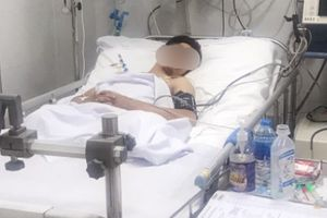 Bác sĩ lần đầu cấp cứu bệnh nhân đứt lìa hai chân