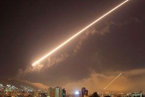 Phòng không Syria bắn hạ 'phần lớn tên lửa Israel' tấn công Damascus