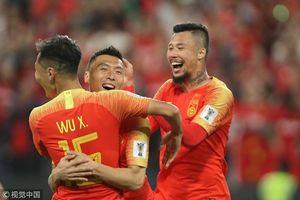 Vùi dập Philippines 3-0, Trung Quốc giành vé vào vòng 1/8