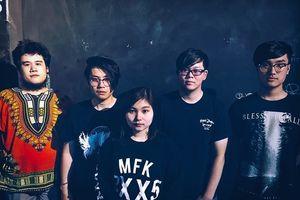 V-Rock 2019: Cháy hết mình cùng ban nhạc Rock trẻ Windrunner