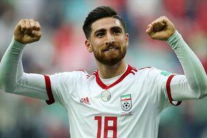 'Ronaldo Iran' Jahanbakhsh là mối nguy hiểm lớn nhất của tuyển Việt Nam