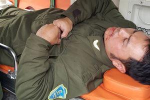 Đánh nhân viên an ninh sân bay gãy 4 răng: Vì sao?