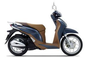 Honda SH Mode 125 2019: Sự lựa chọn hoàn hảo cho phái đẹp du xuân