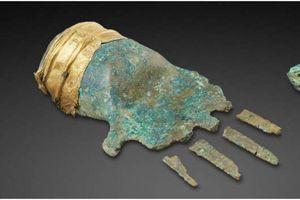Bàn tay đồng 3.500 tuổi bí ẩn làm đau đầu các nhà khoa học