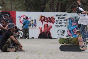 Thái Lan: Chống bạo lực bằng nghệ thuật