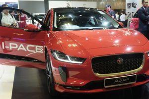 Xe điện Jaguar I-Pace đầu tiên về Đông Nam Á giá 5,7 tỷ
