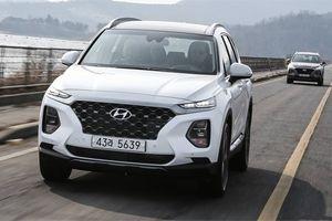 Hyundai SantaFe 2019 tại Việt Nam bị cắt bỏ những gì?