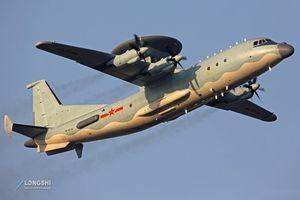 Cận cảnh 'mắt thần' trên không KJ-500 của Không quân Trung Quốc
