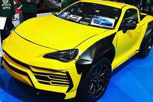 Sinh viên tự chế siêu xe Lamborghini Urus bán tải 'kịch độc'