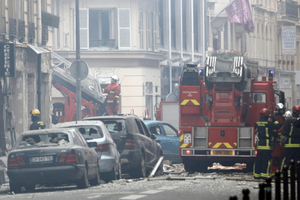 Vụ nổ tại trung tâm Paris: Xác nhận có 40 người thương vong