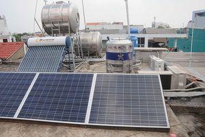 Bỏ cơ chế bù trừ điện mặt trời trên mái nhà