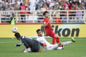 Việt Nam 0-2 Iran: Quả cảm, can trường không thể đấu lại đẳng cấp!