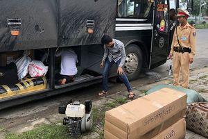 Hàng loạt vụ hàng nhái 'tuồn' vào Đà Nẵng dịp Tết!