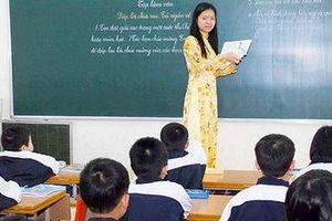 Quy định mới về thời gian tập sự giáo viên, giảng viên