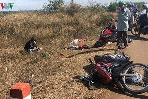 Gia Lai: Xe tải gặp sự cố tông chết 3 người