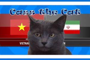 Asian Cup 2019: Mèo Cass dự đoán kết quả trận Việt Nam vs Iran