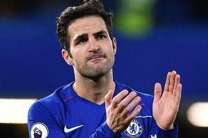 Nhìn lại sự nghiệp của Cesc Fabregas tại Chelsea