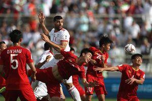Thất bại 0 - 2 trước Iran, Việt Nam gặp khó ở lượt trận cuối khi không có Duy Mạnh