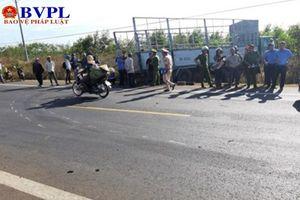 Thông tin bất ngờ vụ xe tải gãy trục tông chết 3 chị em