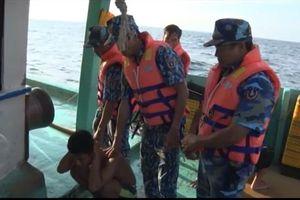 Cảnh sát Biển: Bắt giữ một nghi phạm giết người