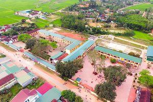 Giải Nhất xã nông thôn mới đẹp ở Nghệ An được thưởng 1 tỷ đồng