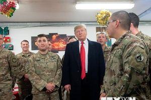 'Mỹ triển khai quân đến Iraq để duy trì sự hiện diện tại Trung Đông'