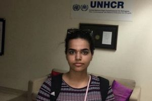 Canada tiếp nhận cô gái 18 tuổi người Saudi Arabia xin tị nạn