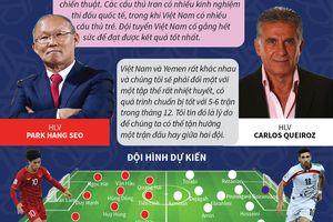Asian Cup 2019: Dự kiến đội hình xuất phát trận Việt Nam - Iran