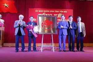 Tác giả ở TP Hồ Chí Minh giành giải nhất cuộc thi sáng tác logo tỉnh Yên Bái