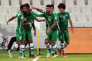 Kết quả Asian Cup: Yemen thua Iraq, Việt Nam nhiều cơ hội đi tiếp