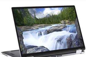 Dell ra mắt laptop Latitude 7400: thiết kế lật xoay 2-trong-1, viền mỏng như XPS