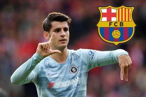 CHUYỂN NHƯỢNG (12/1): Morata sắp cập bến Barca, Arsenal săn 'hàng miễn phí'