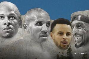Vượt qua lão tướng Jason Terry, Stephen Curry lọt vào top 3 tay ném 3 vĩ đại nhất lịch sử NBA