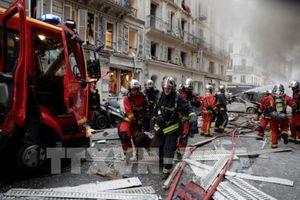 Nguyên nhân vụ nổ 'rung chuyển' trung tâm Paris, Pháp