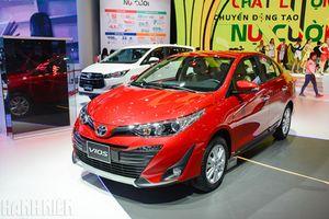 10 ô tô bán chạy nhất Việt Nam tháng 12.2018