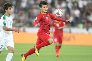 Đội tuyển Việt Nam đón tin vui trước trận đấu với Iran