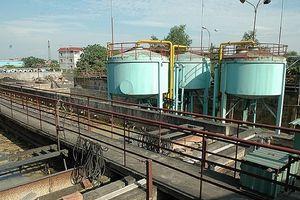 100% khu công nghiệp có hệ thống xử lý nước thải tập trung