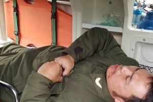 Nhân viên an ninh SB Nội Bài bị đánh gãy 4 răng khi làm nhiệm vụ
