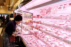 Sản lượng thịt lợn của Việt Nam ước đạt trên 3,8 triệu tấn năm 2018
