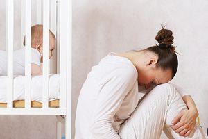 Trầm cảm sau sinh đừng bỏ qua dấu hiệu nhỏ nhất