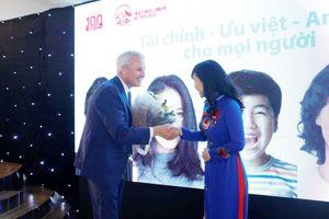 AIA Việt Nam bán bảo hiểm qua Kienlongbank
