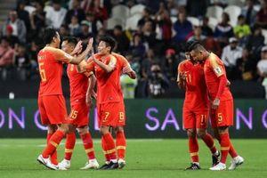 ĐT Trung Quốc giành quyền đi tiếp tại Asian Cup sau thắng lợi trước Philippines