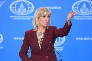 Nga phủ nhận kế hoạch trao đổi công dân bị bắt giữ với Mỹ