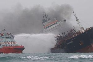 Tìm thấy một nạn nhân trong vụ tàu nổ ở Hồng Kông (Trung Quốc)