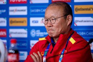 HLV Park Hang Seo: 'ĐT Việt Nam thua Iran là chuyện bình thường'